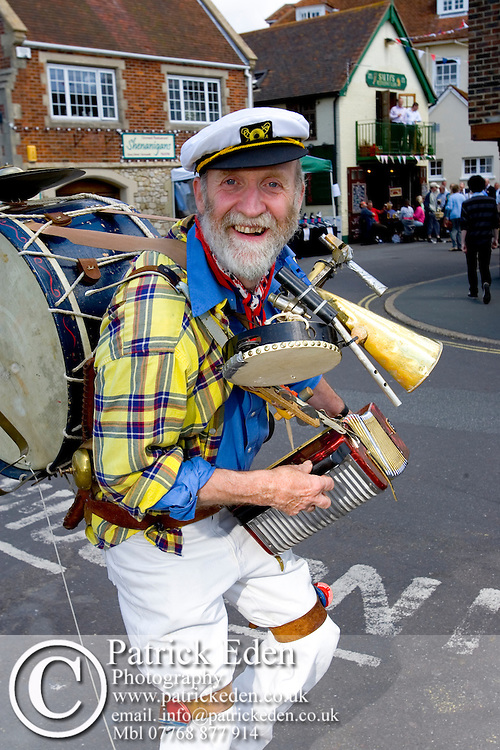 Yarmouth Old Gaffers Festival. Busker Photographs of the Isle of Wight by photographer Patrick Eden photography photograph canvas canvases