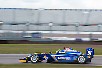 #51 Ameya VAIDYANATHAN (IND)  Carlin  Tatuus-Cosworth  BRDC British F3 Championship at Rockingham, Corby, Northamptonshire, United Kingdom. April 30 2016. World Copyright Peter Taylor/PSP.