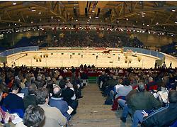 Overzicht<br />KWPN hengstenkeuring 2003<br />Photo © Dirk Caremans