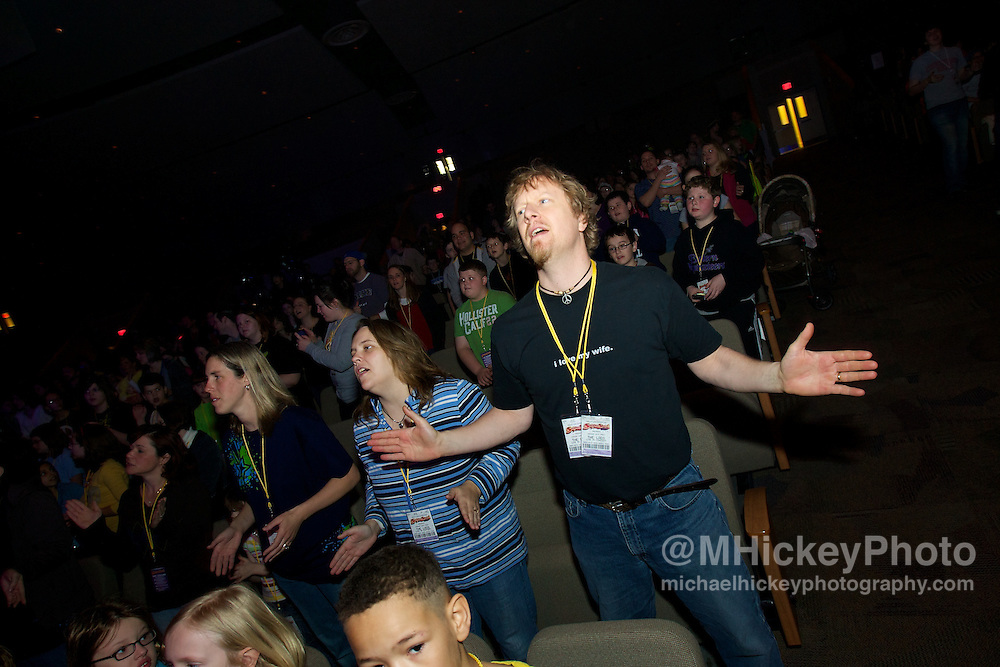 Photos from the CiY SuperStart in Indianapolis, Indiana on March 20, 2010.