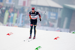 Axel Teichmann of Germany during mens 10km Classic individual start of the Tour de Ski 2014 of the FIS cross country World cup on January 4th, 2014 in Cross Country Centre Lago di Tesero, Val di Fiemme, Italy. (Photo by Urban Urbanc / Sportida)