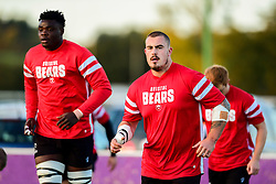 Ollie Dawe - Mandatory by-line: Ryan Hiscott/JMP - 24/09/2018 - RUGBY - Clifton RFC - Bristol, England - Bristol Bears United v Saracens Storm - Premiership Rugby Shield