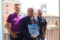 20130718 INCONTRO CON FABIO BULGARELLI SIMONE COLOMBARINI E WALTER MATTIOLI