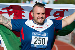 DAVIES Aled, 2014 IPC European Athletics Championships, Swansea, Wales, United Kingdom