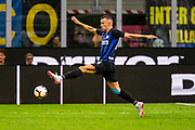 Inter Milan's Croatian midfielder Ivan Perisic during the Italian Serie A football match Inter Milan v Torino on August 26, 2018 at the San Siro Stadium in Milan, Italy, Photo Morgese - Rossini / ProSportsImages / DPPI