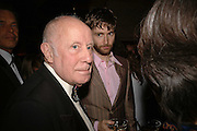 Richard Wilson and David Tennant, Royal Court Theatre 50th Anniversary Gala sponsored by Vanity Fair. Titanic. Brewer St. London. 26 April 2006. ONE TIME USE ONLY - DO NOT ARCHIVE  © Copyright Photograph by Dafydd Jones 66 Stockwell Park Rd. London SW9 0DA Tel 020 7733 0108 www.dafjones.com