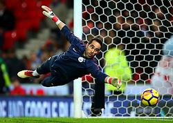 Claudio Bravo of Manchester City - Mandatory by-line: Robbie Stephenson/JMP - 12/03/2018 - FOOTBALL - Bet365 Stadium - Stoke-on-Trent, England - Stoke City v Manchester City - Premier League