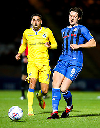 Jordan Williams of Rochdale - Mandatory by-line: Robbie Stephenson/JMP - 02/10/2018 - FOOTBALL - Crown Oil Arena - Rochdale, England - Rochdale v Bristol Rovers - Sky Bet League One