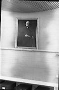 04/06/1964<br /> 06/04/1964<br /> 04 June 1964<br /> Sisk's new offices and premises at Naas Road, Clondalkin, Dublin. Picture of company founder, John Sisk, on office wall.