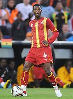 Fotball<br /> Ghana v Nederland<br /> 01.06.2010<br /> Foto: Witters/Digitalsport<br /> NORWAY ONLY<br /> <br /> John Pantsil<br /> Fussball Ghana