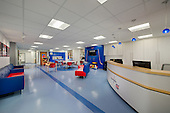 Georgetown Medical Center Children's Cancer Clinic Photography