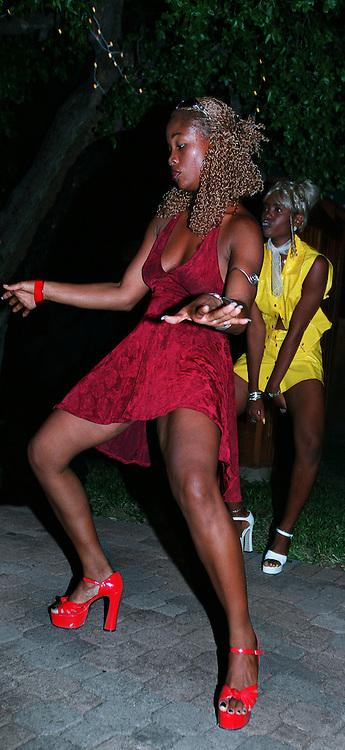 Dancehall Girls