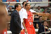 DESCRIZIONE : Caserta campionato serie A 2013/14 Pasta Reggia Caserta EA7 Olimpia Milano<br /> GIOCATORE : Luca Banchi<br /> CATEGORIA : allenatore coach<br /> SQUADRA : EA7 Olimpia Milano<br /> EVENTO : Campionato serie A 2013/14<br /> GARA : Pasta Reggia Caserta EA7 Olimpia Milano<br /> DATA : 27/10/2013<br /> SPORT : Pallacanestro <br /> AUTORE : Agenzia Ciamillo-Castoria/GiulioCiamillo<br /> Galleria : Lega Basket A 2013-2014  <br /> Fotonotizia : Caserta campionato serie A 2013/14 Pasta Reggia Caserta EA7 Olimpia Milano<br /> Predefinita :