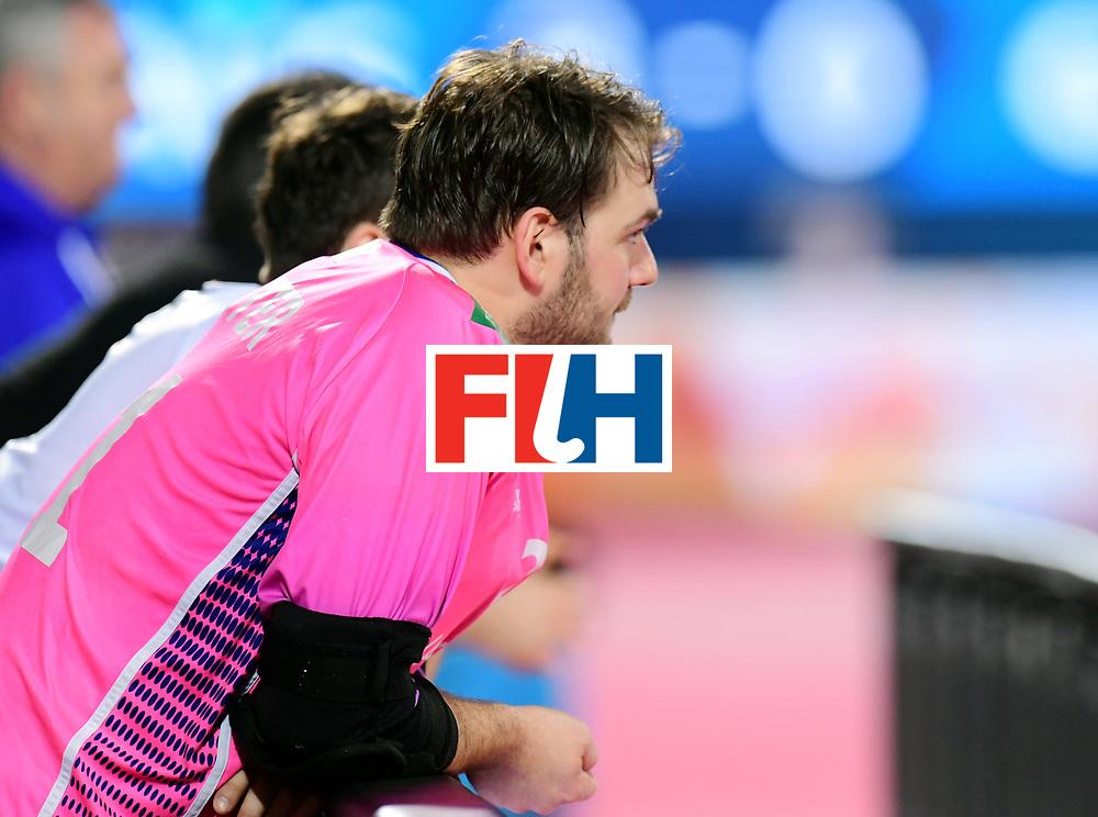 Odisha Men's Hockey World League Final Bhubaneswar 2017<br /> Match id:20<br /> Australia v Germany<br /> Foto: Australia wins the Semi Final against Germany.<br /> keeper Tobias Walter (Ger) <br /> COPYRIGHT WORLDSPORTPICS FRANK UIJLENBROEK
