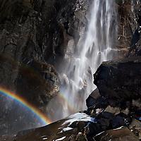 Bridalveil Falls 3-16 PM