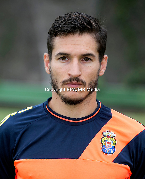 Spain - La Liga Santander 2016-2017 / <br /> ( UD Las Palmas ) - <br /> Helder Filipe Oliveira Lopes &quot; Helder Lopes &quot;