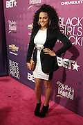 October 13, 2012- Bronx, NY: Recording Artist Marsha Ambrosious  at the Black Girls Rock! Awards Red Carpet presented by BET Networks and sponsored by Chevy held at the Paradise Theater on October 13, 2012 in the Bronx, New York. BLACK GIRLS ROCK! Inc. is 501(c)3 non-profit youth empowerment and mentoring organization founded by DJ Beverly Bond, established to promote the arts for young women of color, as well as to encourage dialogue and analysis of the ways women of color are portrayed in the media. (Terrence Jennings)
