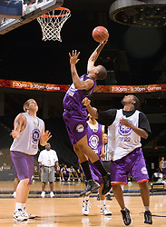W/PF Josh Hairston (Spotsylvania, VA / Courtland).  The NBA Player's Association held their annual Top 100 basketball camp at the John Paul Jones Arena on the Grounds of the University of Virginia in Charlottesville, VA on June 20, 2008