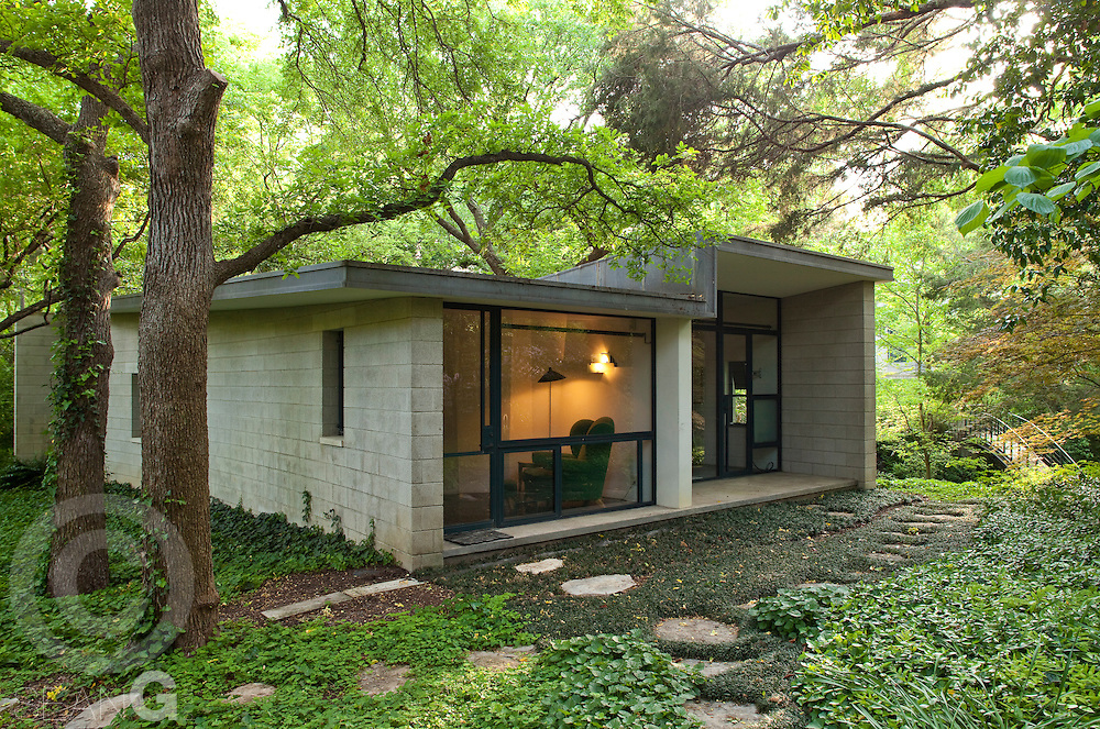 The Stretto House, 9842 Rockbrook Dr., Dallas, Texas