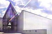 ART CENTER  -Muhlenberg College, Allentown,PA . 10101978