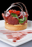 Wendoly Lòpez, Chef Pastelera del Restaurant Il Grillo. Foto Ramon LepagePortafolio de fotografía de Gastronomía.Foto: Ramon Lepage