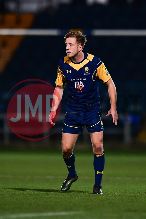 Connor Eastgate of Wasps - Mandatory by-line: Craig Thomas/JMP - 23/10/2017 - RUGBY - Sixways Stadium - Worcester, England - Worcester Cavaliers v Wasps - Aviva A League