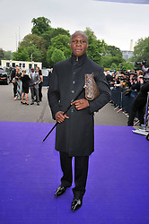 Boxer CHRIS EUBANK at The Butterfly Ball in aid of the Caudwell Children Charity held in Battersea park, London on 14th May 2009.