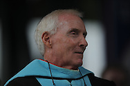 Andy Mullins attends University of Mississippi graduation in Oxford, Miss. on Saturday, May 11, 2013.
