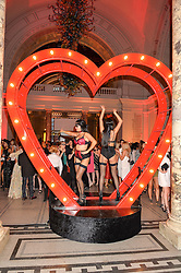 Atmosphere at the Revlon Choose Love Masquerade Ball held at the V&A Museum, Cromwell Road, London on 21st July 2016.