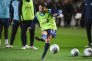 Wycombe Wanderers forward (on loan from Queens Park Rangers) Paul Smyth (17) during the EFL Trophy match between Milton Keynes Dons and Wycombe Wanderers at stadium:mk, Milton Keynes, England on 12 November 2019.