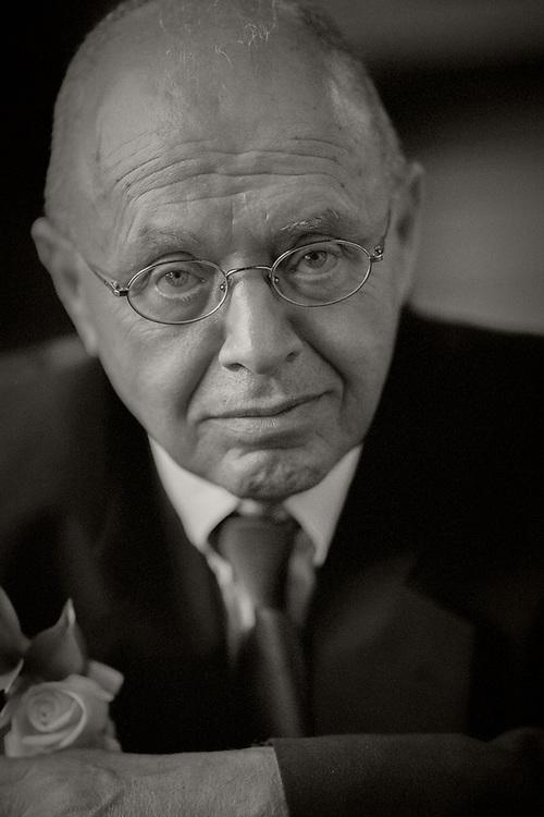 Portrait by Kansas City photographer Kirk Decker