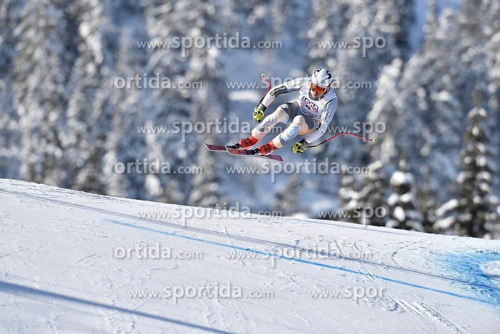 07.03.2020, Kvitfjell, NOR, FIS Weltcup Ski Alpin, Abfahrt, Herren, im Bild Aleksander Aamodt Kilde (NOR) // Aleksander Aamodt Kilde of Norway in action during his run in the men's Downhill of FIS ski alpine world cup. Kvitfjell, Norway on 2020/03/07. EXPA Pictures © 2020, PhotoCredit: EXPA/ Jonas Ericsson