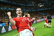 Wales v Belgium - EURO 2016 Quarter Final - 01/07/2016