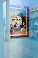 Image of Ernesto Che Guevara in Ciego de Avila, Cuba.
