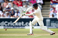 Keaton Jennings of England - Mandatory by-line: Robbie Stephenson/JMP - 08/07/2017 - CRICKET - Lords - London, United Kingdom - England v South Africa - Investec Test Series