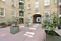 Courtyard at 517 East 77th Street