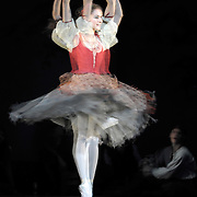 2010 The Snow Queen<br /> English National Ballet<br /> Coliseum London UK<br /> Gypsy Girl (Elena Glurdjize)