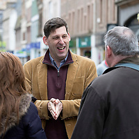 Ian Duncan Campaigning