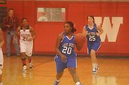 Water Valley vs. Nettleton in girls high school basketball in Winona, Miss. on Saturday, February 12, 2011.