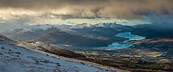 Fort William from Nevis Range (c) Ross Eaglesham| Edinburgh Elite media