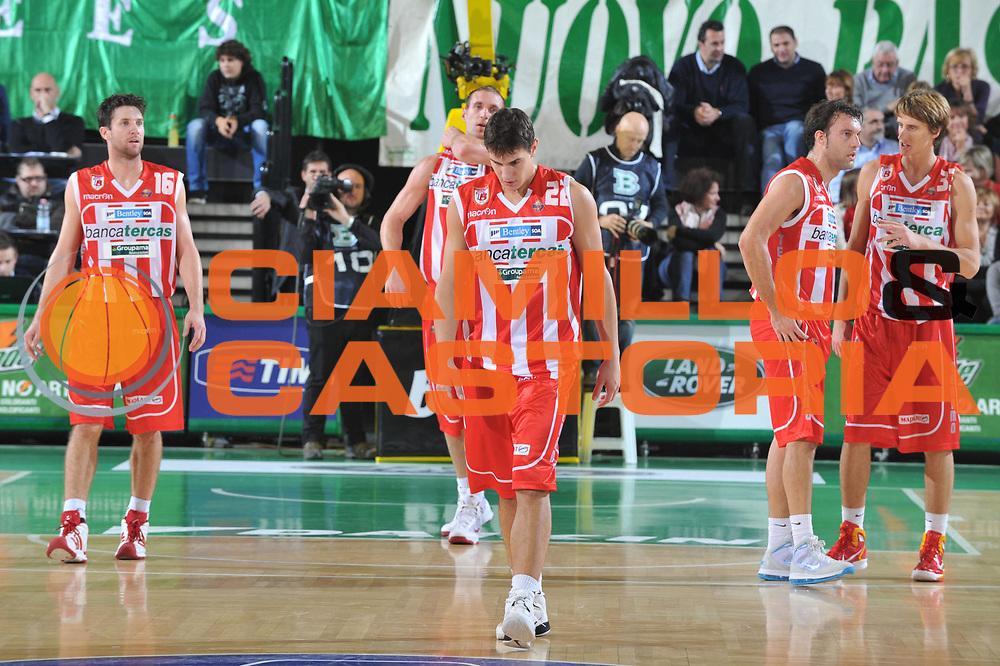DESCRIZIONE : Treviso Lega A 2010-11 Benetton Treviso Banca Tercas Teramo<br /> GIOCATORE : Roberto Rullo<br /> SQUADRA : Banca Tercas Teramo<br /> EVENTO : Campionato Lega A 2010-2011 <br /> GARA : Benetton Treviso Banca Tercas Teramo<br /> DATA : 20/11/2010<br /> CATEGORIA : Delusione<br /> SPORT : Pallacanestro <br /> AUTORE : Agenzia Ciamillo-Castoria/M.Gregolin<br /> Galleria : Lega Basket A 2010-2011 <br /> Fotonotizia : Treviso Lega A 2010-11 Benetton Treviso Banca Tercas Teramo<br /> Predefinita :