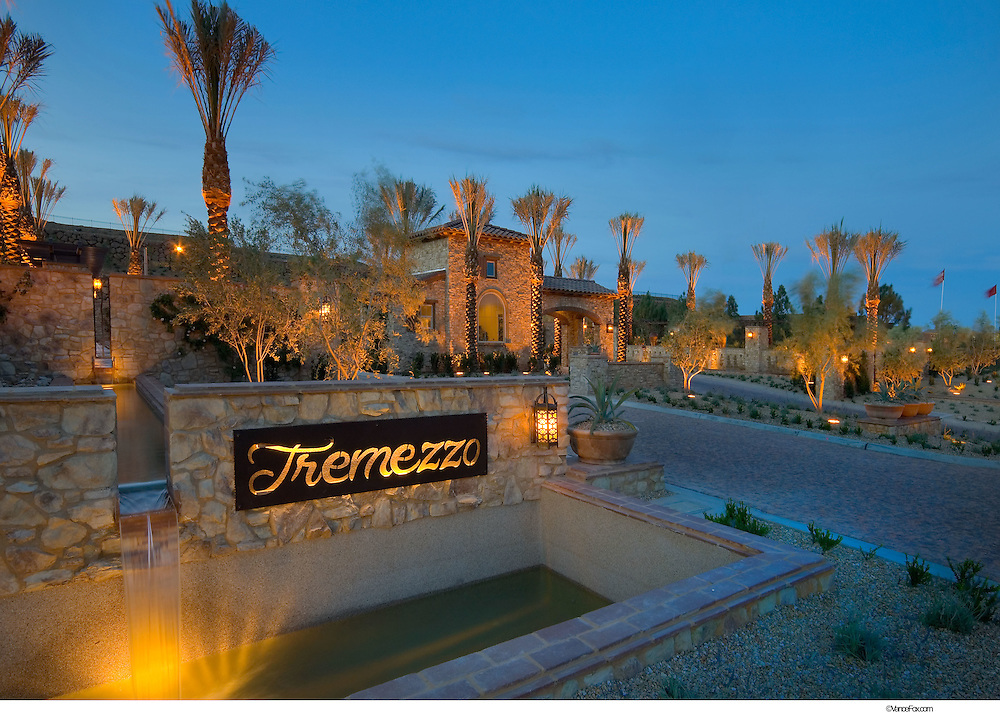 Residential New Homes Pardee Homes Tremezzo, Las Vegas, NV