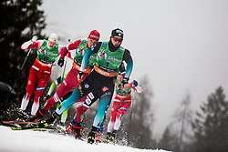 CHANAVAT Lucas (FRA) during the Ladies sprint free race at FIS Cross Country World Cup Planica 2019, on December 21, 2019 at Planica, Slovenia. Photo By Peter Podobnik / Sportida