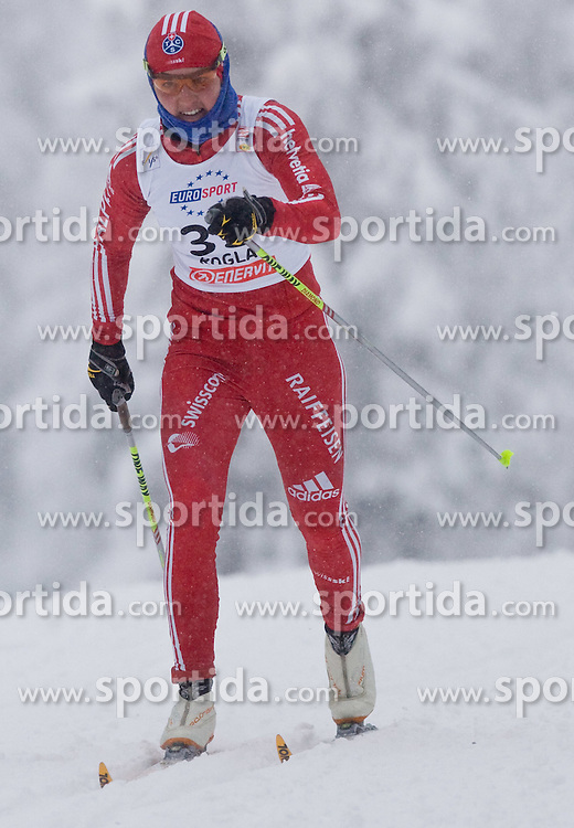 Bettina Gruber of Switzerland at Ladies 1.4 km Free Sprint Competition of Viessmann Cross Country FIS World Cup Rogla 2009, on December 19, 2009, in Rogla, Slovenia. (Photo by Vid Ponikvar / Sportida)