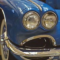 !962 Corvette at a special Corvette show