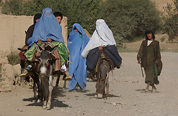 The road from Bamiya to Kabul, Afghanistan August 2, 2002.  (Photo  by Ami Vitale)