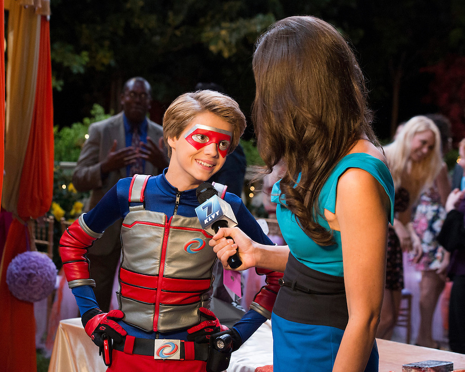 Jace Norman in Henry Danger