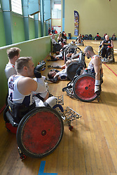 Behind the scenes at the 2016 IWRF Rio Qualifiers, Paris, France