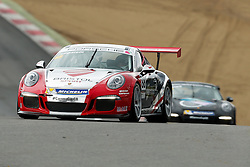 Dino Zamparelli | Bristol Sport Racing | #88 Porsche 911 GT3 Cup - Photo mandatory by-line: Rogan Thomson/JMP - 07966 386802 - 04/04/2015 - SPORT - MOTORSPORT - Fawkham, England - Brands Hatch Circuit - British Touring Car Championship Meeting.