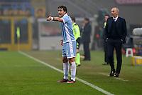 31.01.2017 - Milano -  Coppa Italia Tim   -  Inter-Lazio nella  foto: Patric - Patricio Gabarron - Lazio
